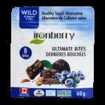 Ultimate Bites: Chia & Wild Blueberry